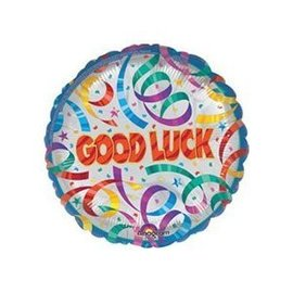 "Anagram Good Luck Balloon 18"""