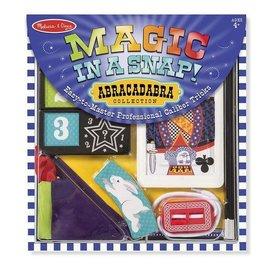 Melissa And Doug Magic in a Snap! Abracadabra Collection, Magic Set