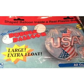 tkinnovations USA Stars - Fireworks Bubble Balloon