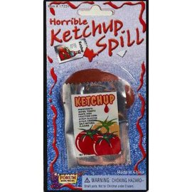Forum Novelties Spilled Ketchup
