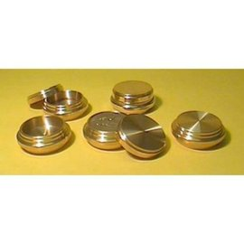 Viking Mfg. Okito Box Half Dollar 4 Coin by Viking Magic (M10)