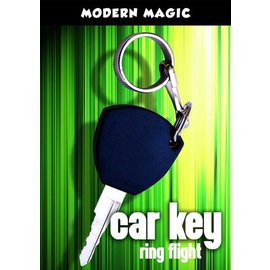 Modern Magic Car Key Ring Flite