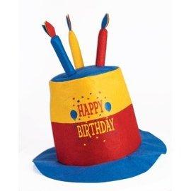Forum Novelties Happy Birthday Hat