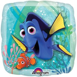 Anagram Finding Dory Balloon 18""