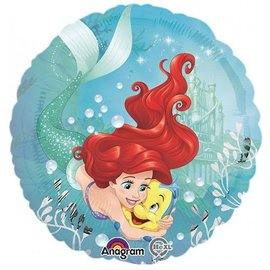 Anagram Disney Princess Ariel Dream Big Balloon 18""