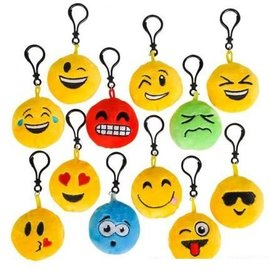 Rinco Emoticon Key Chain - Assorted Style
