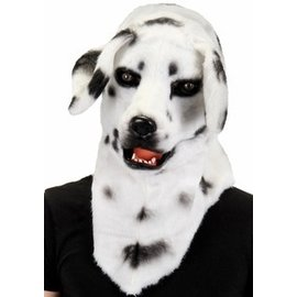 Elope Dalmatian Moving Mouth Mask