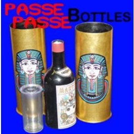 India Passe Passe Bottles Set - Deluxe