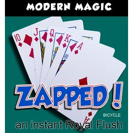 Modern Magic Zapped - Bicycle Back