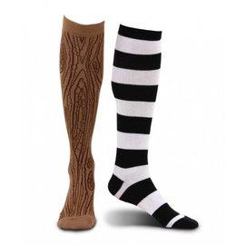 Elope Pirate Peg Leg Socks