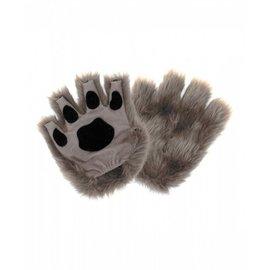 Elope Fingerless Paws, Gray