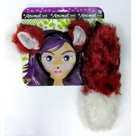 Forum Novelties Fox Ears And Tail Set