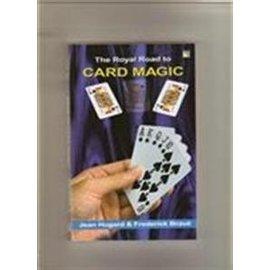 D. Robbins Royal Road To Card Magic by Jean Hugard And Frederick Braue - Book