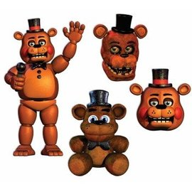 Forum Novelties Five Nights At Freddy's Cutouts 4 pcs.