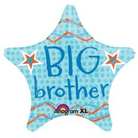 Anagram Big Brother Star Balloon 19""