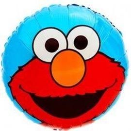 """Anagram Elmo Face Balloon 18"""""""