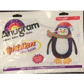 """Anagram Penguin Airwalkers Balloon 22"""""""