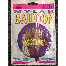 Anagram Partytime Halloween Balloon