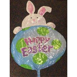 U.S. Balloon Happy Easter Bunny Balloon
