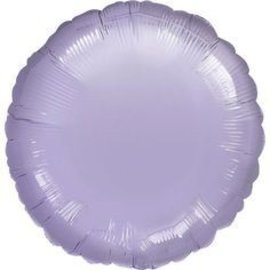 Pastel Purple Round Foil Balloon 32""