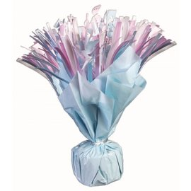 SKD Party by Forum Balloon Weight, Baby Blue - Pom Pom