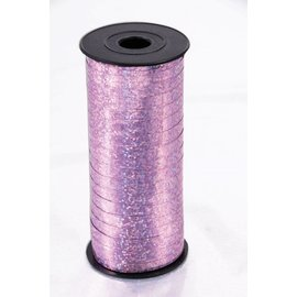 SKD Party by Forum Curling Ribbon, Light Pink - Holographic 100 feet (/238)