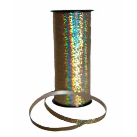SKD Party by Forum Curling Ribbon, Gold - Holographic 100 feet (/238)