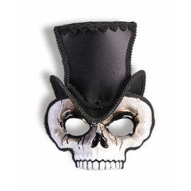Forum Novelties Sir Steampunk Mask w/Hat