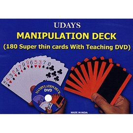 Uday Manipulation Deck (Extra Thin) by Uday