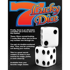 Diamond Jim Tayer Forcing Dice by Diamond Jim Tyler - Trick
