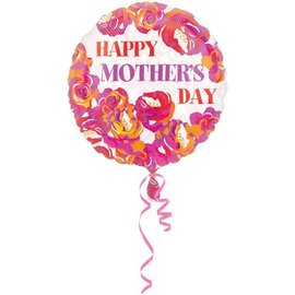 Anagram Happy Mother's Day Floral Balloon