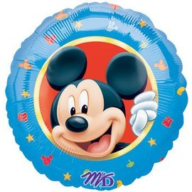 Anagram Mickey Mouse Balloon 18""