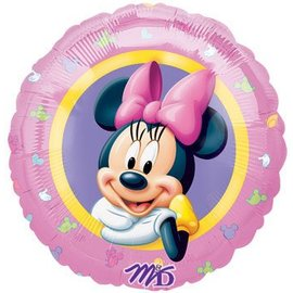 "Anagram Minnie Mouse Balloon 18"""