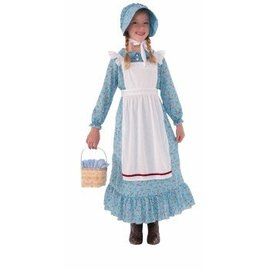 Forum Novelties Pioneer Girl Child Med 8-10