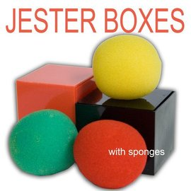 India Jester Boxes