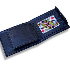 Forum Novelties Card to Wallet, Leather - Hip Pocket
