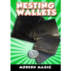 Modern Magic Nesting Wallets by Modern Magic (M10)