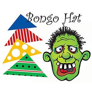 Ali Bongo Bongo Hat by Ali Bongo