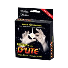D'lite D'Lite White Pair, Regular Size - Ultra Bright