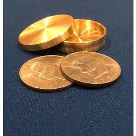 Ronjo Okito Box Silver Dollar Sleek 3 Coin Beveled by Ronjo – Coin