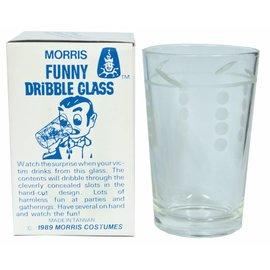 Morris Costumes Dribble Glass - Morris