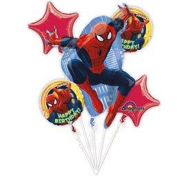 Anagram Ultimate Spider-Man Balloon Bouquet