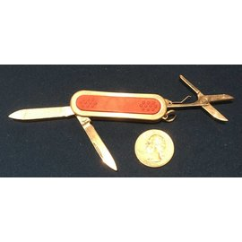 China Mini Pocket Knife, File, Scissors