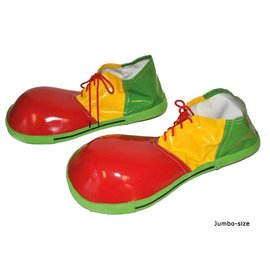 Funny Fashion Clown Shoes EVA - Adult