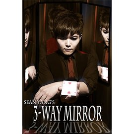 3-Way Mirror / Close-Up Mat by Sean Yang  (M9)