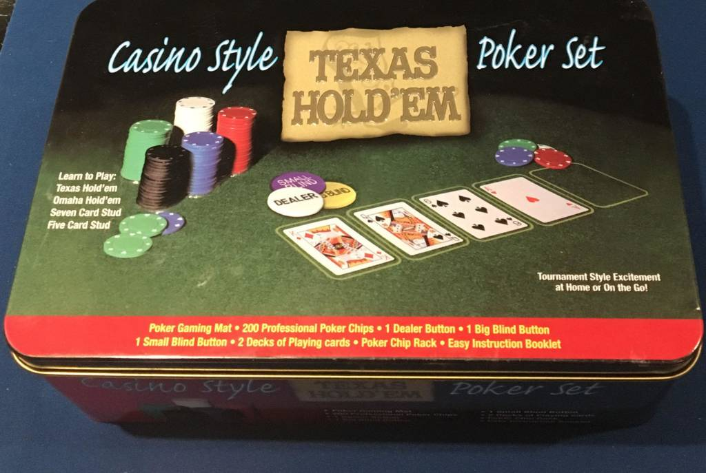 texas holdem casino style online