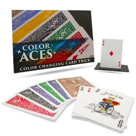 Magic Makers Color Aces by Magic Makers (M10)