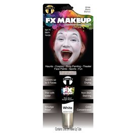 Tinsley Transfers FX Makeup, White by Tinsley