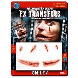 Tinsley Transfers Smiley 3D FX Transfers