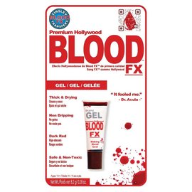 Tinsley Transfers Blood, Dark Red - FX Gel By Tinsley
